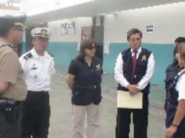 Más de 350 fiscales supervisarán proceso de revocatoria en todo Lima