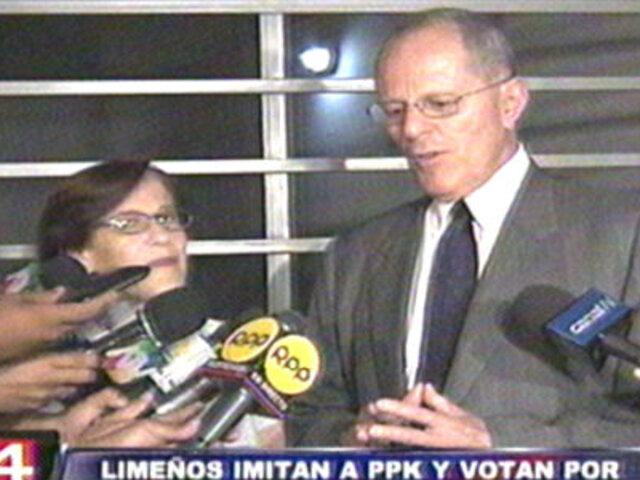 'Voto PPK' influyó en electores para revocar a regidores de Fuerza Social