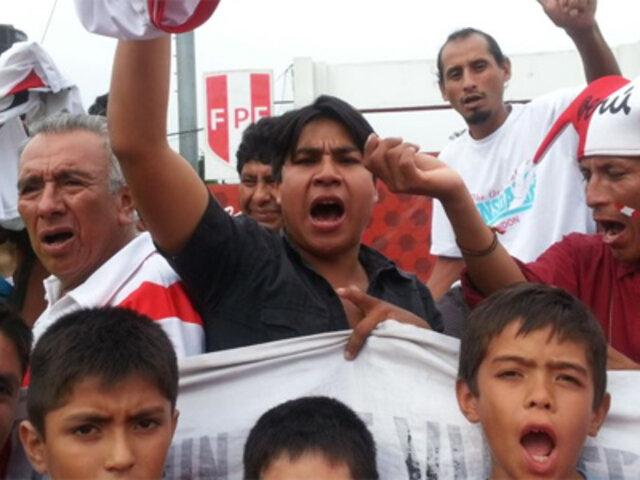 Gózalo Perú: la hinchada vibró con la victoria peruana ante Chile
