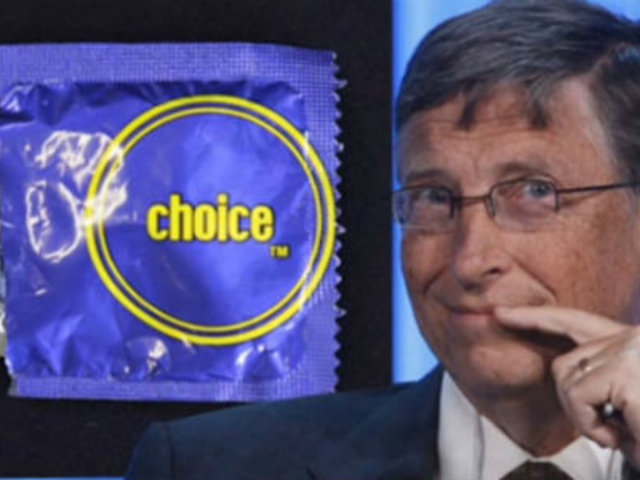 Fundador de Microsoft busca crear el preservativo 'perfecto'