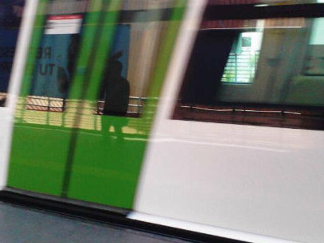 Trenes del Metro de Lima que estaban paralizados podrían operar en breve