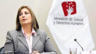 Ministra Eda Rivas reemplazará a Rafael Roncagliolo en la Cancillería