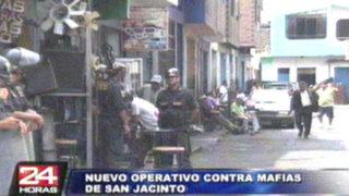 San Jacinto: operativo recuperó cuatro autos robados y diversas autopartes