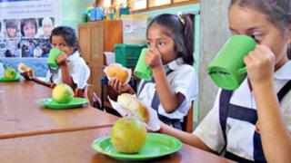 Abancay: 50 escolares intoxicados tras ingerir alimentos de Qali Warma