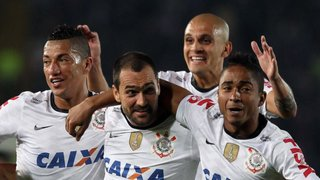 Corinthians derrotó 1-0 al Millonarios por la Copa Libertadores
