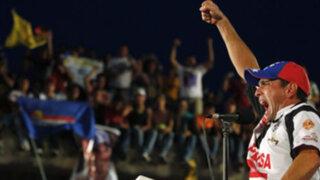 Capriles: Maduro no vio un pajarito, sino que lo tiene en la cabeza