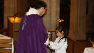 Papa Francisco pide actuar con determinación contra abusos sexuales