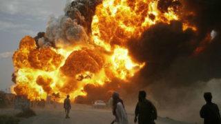 Mueren 10 niños y una mujer en bombardeo de la OTAN en Afganistán