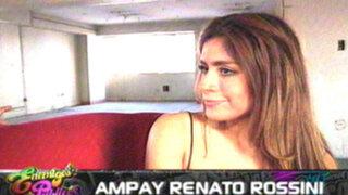 Ampay Renato Rossini: modelo explica imágenes de su visita a un hotel