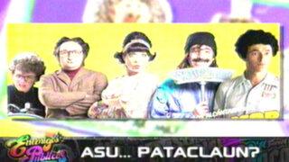 ¿Asu, Pataclaun?: juntos nuevamente para la primera película de 'Cachín'