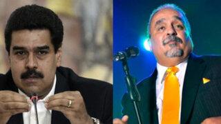 """Nicolás Maduro y Willie Colón enfrentados en """"guerra musical"""""""