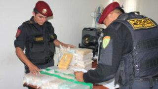 Ventanilla: cae banda de mexicanos y colombianos con 276 kilos de cocaína