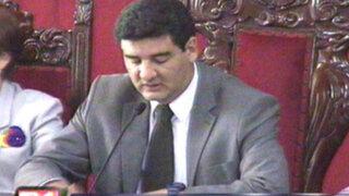 Eduardo Zegarra seguirá trabajando 'ad honorem' en la Municipalidad