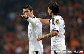Real Madrid pasó a la semifinal de la Champions League