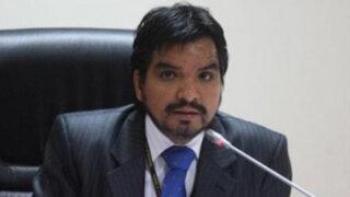 Julio Arbizu presentó renuncia a la procuraduría anticorrupción