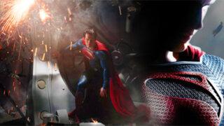 """Revelan impactantes imágenes del regreso de Superman en """"Man of Steel"""""""