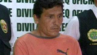Presentan a presunto violador de niña en Hospital Sergio Bernales de Collique