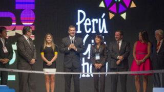 Se inauguró ferias internacionales Perú Moda y Perú Gift Show 2013
