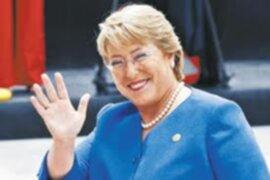 Expresidenta de Chile a favor de legalizar el aborto