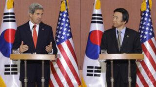EEUU afirma que no aceptará a Corea del Norte como potencia nuclear