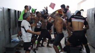 Pacífico FC realizó divertido vídeo de Harlem Shake