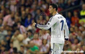 Cristiano Ronaldo será titular ante el Borussia Dortmund