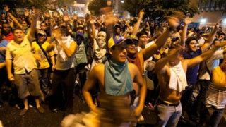 Protestas en Venezuela dejan hasta el momento 7 muertos y 135 detenidos