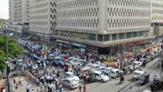 Irán: Devastador terremoto de 7.8 grados deja al menos 40 muertos