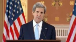 EEUU: secretario de Estado John Kerry visita sorpresivamente Afganistán