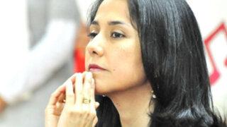 Popularidad de Nadine Heredia cae de 41% a 24% en última encuesta de Pulso