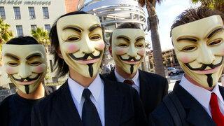 Anonymous consiguió patrocinio de más de USD 55 mil para sitio web