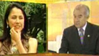 Gustavo Rondón: Nadine Heredia debería ser funcionaria pública