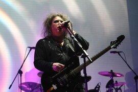 The Cure reunió a más de 40 000 personas durante su concierto en Lima