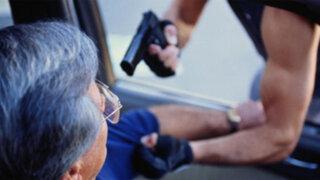 Dirove: Al menos 20 vehículos son robados diariamente en Lima