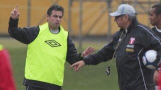 Bengoechea remplazaría a Markarián si Perú no clasifica al mundial Brasil 2014