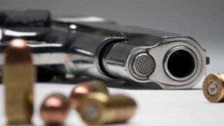 Sucamec: Limeños podrán adquirir hasta 29 armas para su defensa