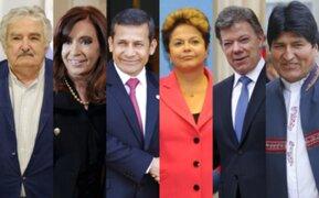 Presidentes de Unasur apoyan a Maduro por intereses económicos