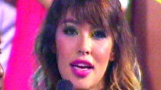 Angie Jibaja habría salido de reality por presiones de Chilevisión