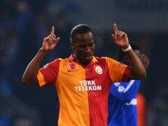 Galatasaray derrotó 3-1 al Elazigsport por la Liga Turca