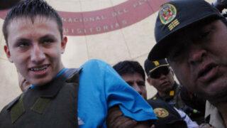 Especialistas evalúan perfil psicológico de 'Gringasho' tras salida del penal