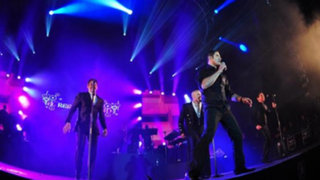 """Menudo """"El reencuentro"""" hicieron vibrar a miles de fans de latinoamérica"""