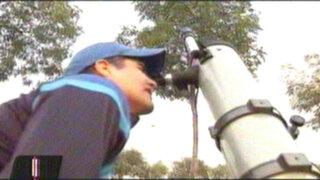 México: aficionados a la astronomía rompieron récord Guinness
