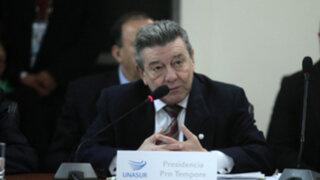 Canciller manipuló a congresistas para que aprueben viaje de Humala