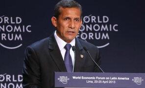 Gobierno busca consolidar al Perú como un país con seguridad jurídica