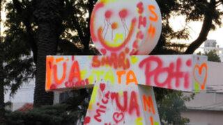 Experimento urbano busca mostrar violencia contra la mujer en Uruguay