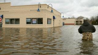 EEUU: evacuan a ciudadanos por inundaciones en estado de Illinois