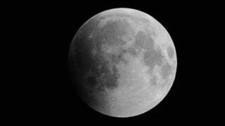 Expectativa por eclipse parcial de Luna que se verá en Europa y Asia