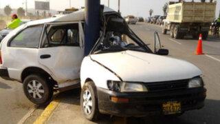 Técnico de enfermería murió en accidente de tránsito en Chorrillos