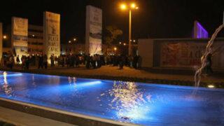 Plaza Manco Cápac de La Victoria mostró su nuevo rostro al público