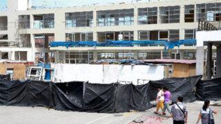 Invierten 155 millones de soles para mejorar infraestructura de colegios